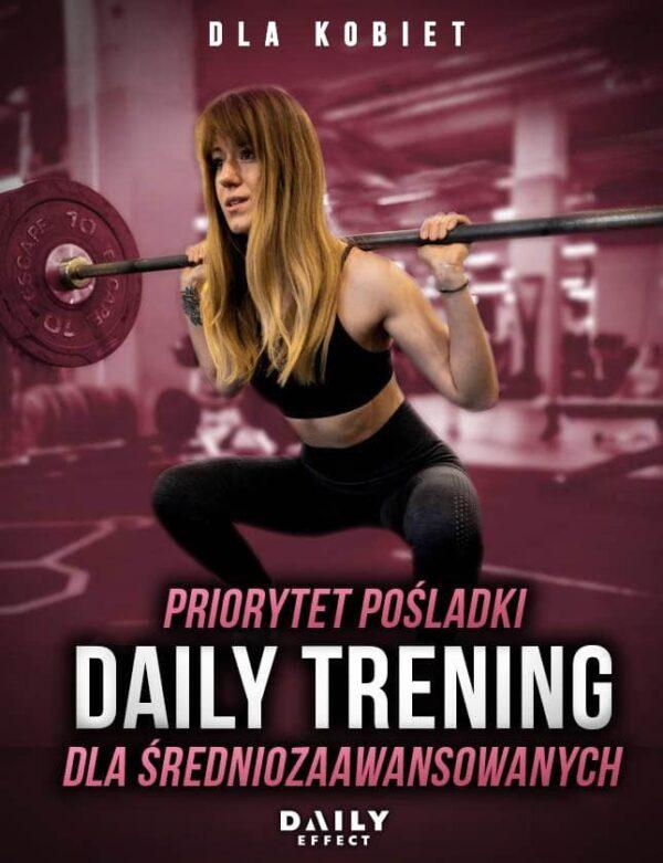 Daily Trening - Pośladki - dla średniozaawansowanych