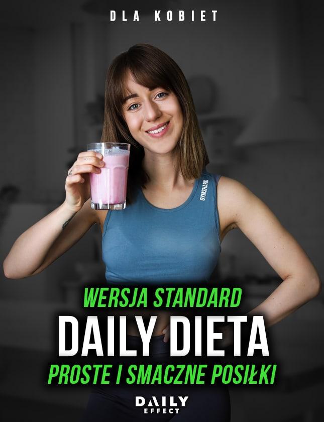 DAILY DIETA - DLA Kobiet